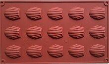 LYNCH Shell Shaped Muffin-Silikon-Form Zuckerpaste Schokolade Fondant Werkzeuge
