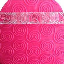 LYNCH Spiralform Transparent Geprägte Rolling