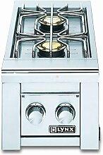Lynx Grill California Professional 2x Gas Kochfeld