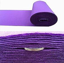 LYP-Teppiche modernen europäischen Stil Wohnzimmer Hochzeits-Teppich-Heirats-Bühnenausstellung Gewaschener Couchtisch Nachttischteppich ( Farbe : #3 , größe : 1.2m*100m )