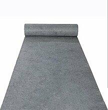 LYP-Teppiche modernen europäischen Stil Wohnzimmer Hochzeits-Teppich-Einmal-Thema Gewaschener Couchtisch Nachttischteppich ( größe : 1m*100m )