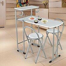 küchentisch mit 2 stühlen günstig online kaufen   lionshome