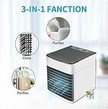 LYRWISHJD Luftkühler mit Mini-USB-Anschluss, für