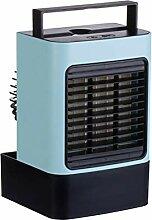 LYRWISHJD Personal Air Cooler Fan Tragbarer