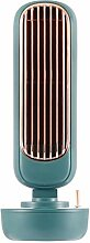 LYRWISHJD Tragbarer Ventilator mit