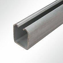 LYSEL Laufschiene verzinkt 42x54mm bis 450 Kg