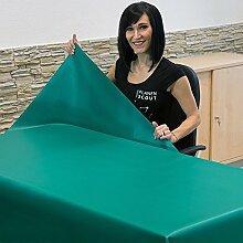 Lysel® Outdoor Tischdecke abwaschbar grün, (BxL) 150x260cm in Grün (1 Stück)