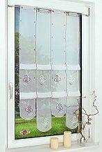 LYSEL Panneaux Panneaux Blumengeflecht (BX H) 64cm