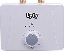 Lyty 5.5KW sofortige elektrische Durchlauferhitzer Mini-Tank unter Waschbecken Wasser-Heizung
