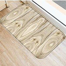 LZHLMCL Flurtürmatte Teppich Fußmatten