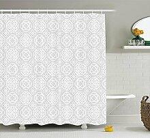 LZHsunni88 Celtic Decor Shower Curtain Set by,