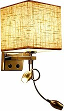 lzn 1/2W LED Wandleuchte Wandlampe mit einstellbar