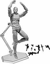 lzn 2.0 Körper Kun Puppe PVC Körper Chan DX Set