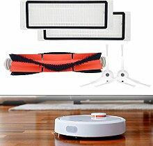 lzndeal Xiaomi Vacuum Cleaner, Mi Roboter,