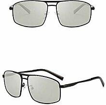 Lzpff Mode-Glas-Sonnenbrille Farbe polarisierte