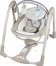 LZTET Liegestühle Beruhigende Vibration Baby