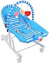 LZTET Stuhl-Prahler Baby-Schaukelstuhl Babywiege