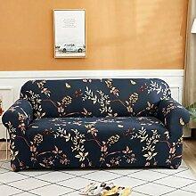LZTTDMG Sofa Überwürfe Sofabezug Elastische 3