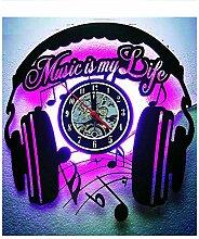 LZXSGZ Musik Ist Mein Leben Kreative Led Lampe