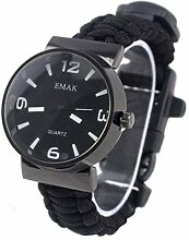 LZY Mode Uhr, Outdoor Survival Multifunktionsuhr,