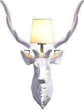 LZY Wandlampe- Antler Wandleuchte Einfache