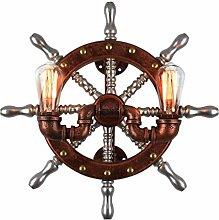 LZY Wandlampe- Vintage Industrie Wandleuchte