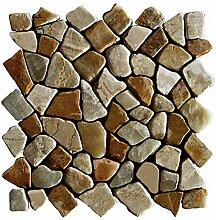 M-005 Marmor Onyx Mosaikfliesen Naturstein
