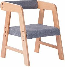 M-Home Ein Kinderstuhl Mit Armlehne Naturlack,