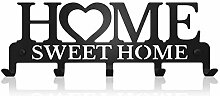 M-KeyCases Kleiderhaken Home Sweet Home