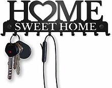 M-KeyCases Schlüsselbrett Home Sweet Home