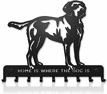 M-KeyCases Schlüsselbrett Labrador Hund