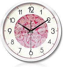 M&T Uhr Uhren und Uhren Lounge Die aus Metall Wand