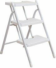 M-Y-S Faltbare Leiter Für Kinder Erwachsene Stuhl