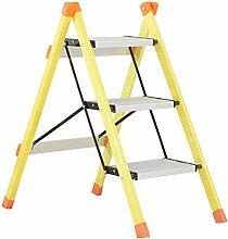 M-Y-S Ladder Hocker Aluminiumlegierung 3 Schicht -