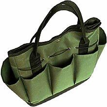 MA87 Gartenarbeit-Einkaufstasche mit Taschen für