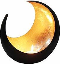 MAADES Windlicht Laterne orientalisch Moon Groß