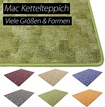 Mac aubergine HEVO® Kettelteppiche Teppiche | Kinderteppiche | Spielteppiche 135x200 cm