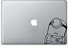 Macbook-Aufkleber Minions