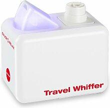 Macom 960W Travel Whiffer Enjoy & Relax Mini Luftbefeuchter, Reise, Ultraschall, Weiß