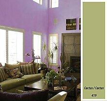 Macy Wandfarbe, matt, für Dekoration, 4 l,