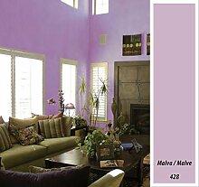Macy Wandfarbe, matt, für Dekoration, 4 l, viole