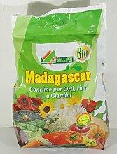 Madagaskar Organischer Dünger auf Basis von PUR