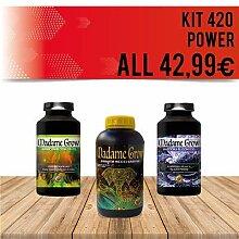 MADAME GROW ⭐️⭐️⭐️⭐️⭐️ Kit 420