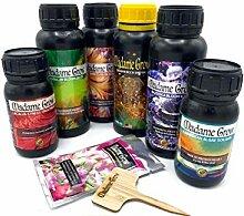 MADAME GROW Cannabis-Dünger Wachstum und Blüte -