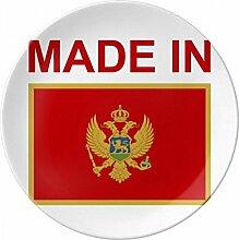 Made in Montenegro Country Love Porzellan