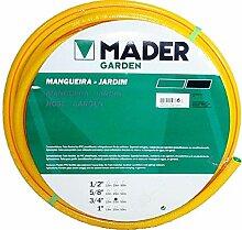 Mader Garden Tools 44508 Gartenschlauch, 3/4 Zoll,
