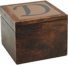 Madhus 's Collection D Initiale auf EIN