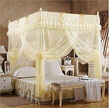 MADICN Home Bett Moskitonetz Mit Doppelbett,