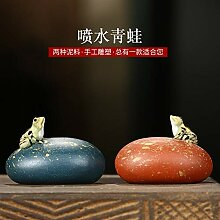 MADONG Tee-Haustier-Ornamente, lustiger