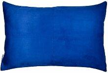 Madura 4907Kissenhülle Montana dunkelblau 45x 70cm
